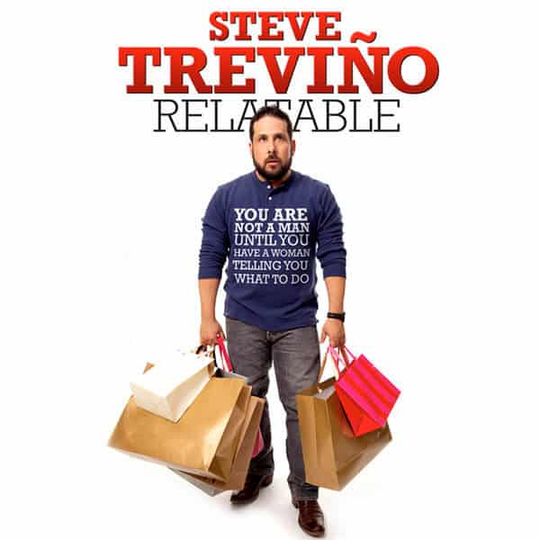 Steve Trevino Relatable Digital Download