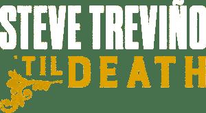 Steve Trevino Til Death Logo