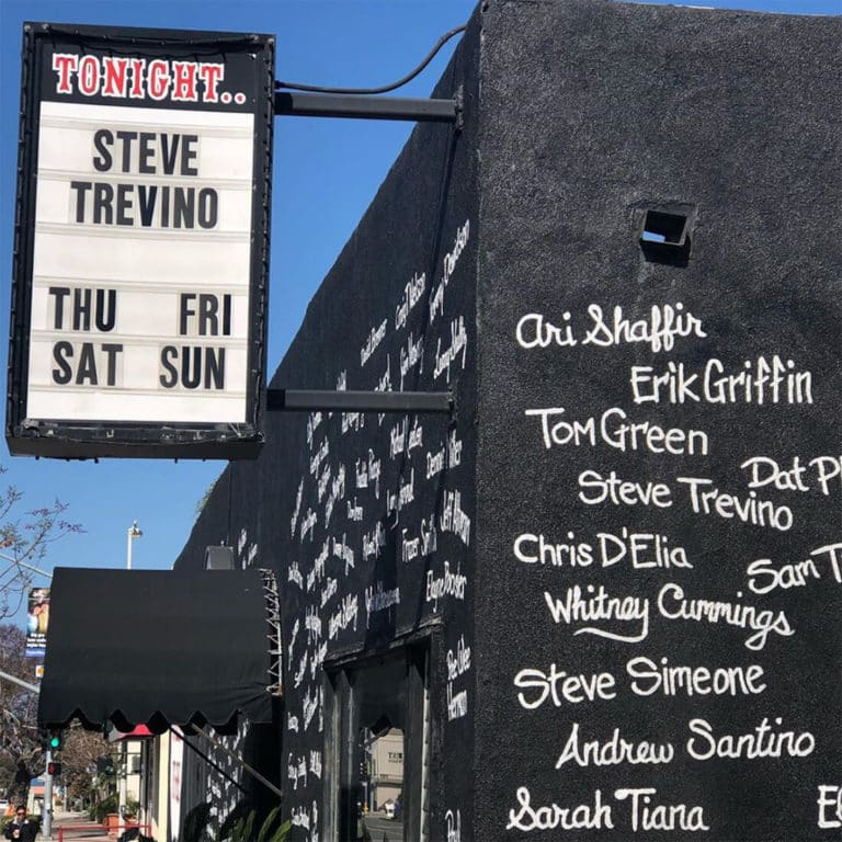 Tonight Steve Trevino Marquee