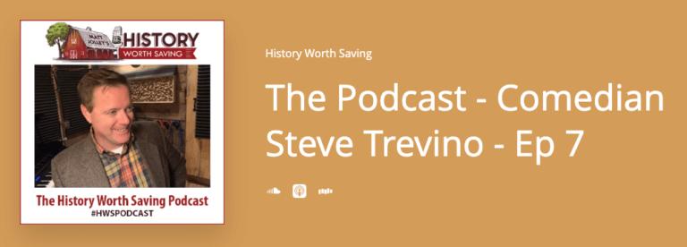 History Worth Saving Podcast