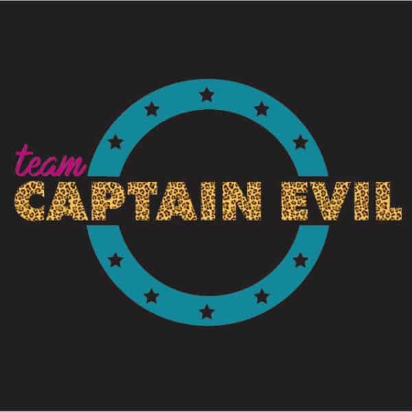 Team Captain Evil Logo