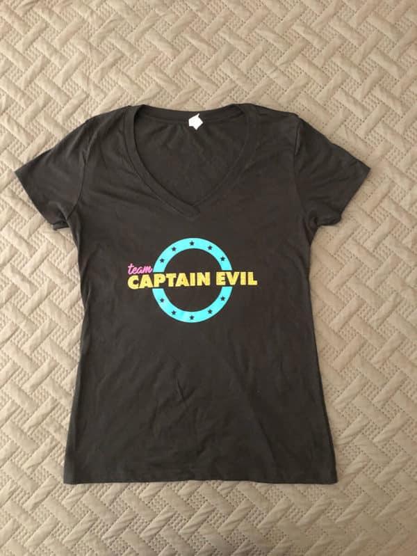 Team Captain Evil T