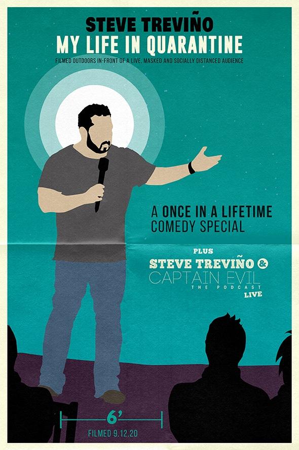 Steve Trevino My Life In Quarantine