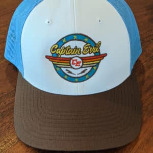 Captain Evil Baseball Hat