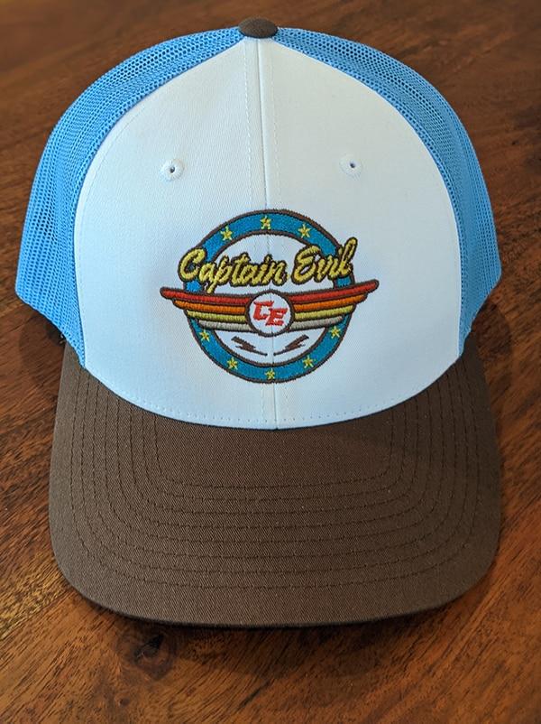 Captain Evil Baseball Hat